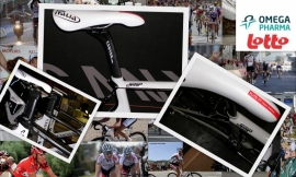 Naamstickers Omega-Pharma Lotto 2011
