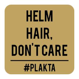 V002 | Helm hair...