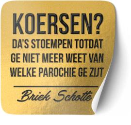 P011 | Briek Schotte - Parochie