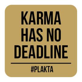 A030 | Karma has no...