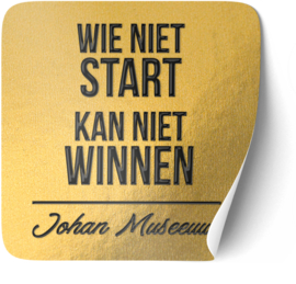 P013 | Johan Museeuw - Start