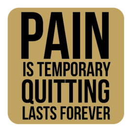 M023   Pain is temporary