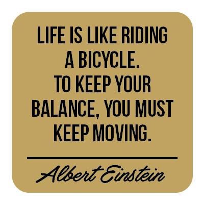 P021   Albert Einstein - Balance