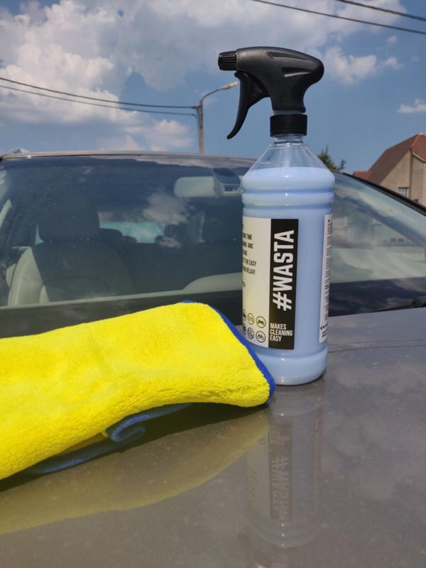 Wasta  spray&shine