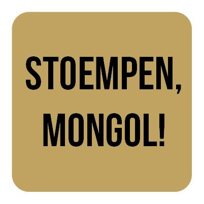 A015 | Stoempen, Mongool!