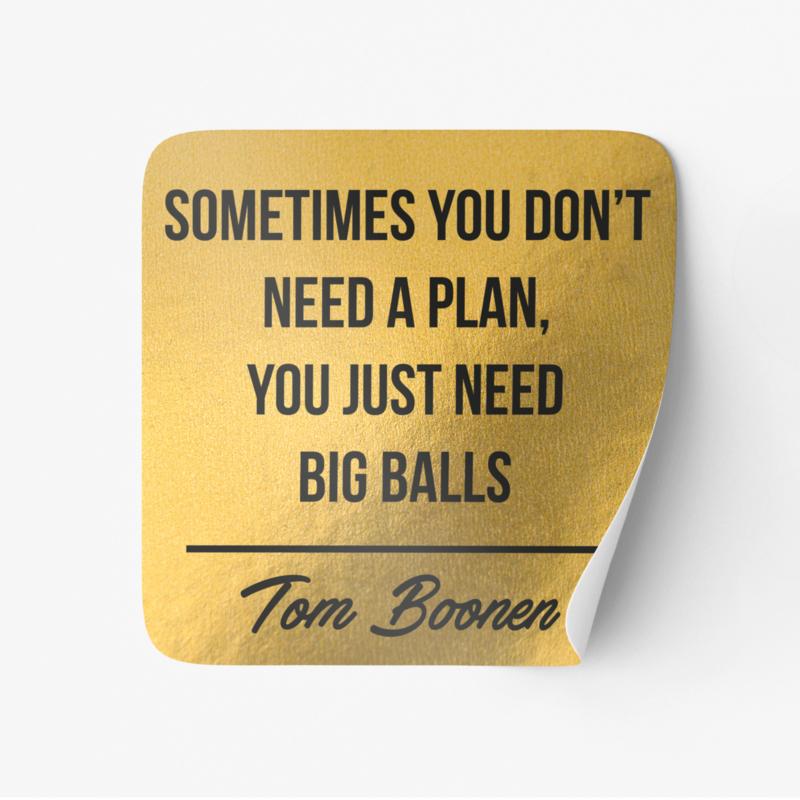 Tom Boonen Quote