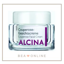 A L C I N A - Couperose creme
