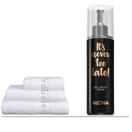 ALCINA - PEELING ITS NEVER TOO LATE