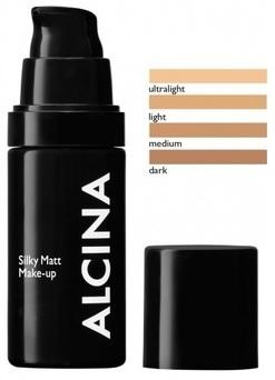 Alcina Silky Matt Make-up 30ml