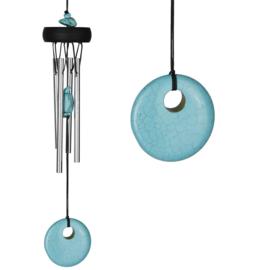 Feng Shui Windgong - Turquoise