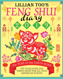 Feng Shui Agenda 2019 (Engels)