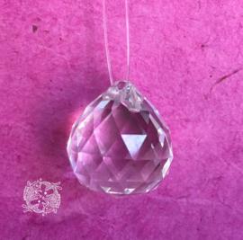 Feng Shui Raamhanger (Regenboogkristal)