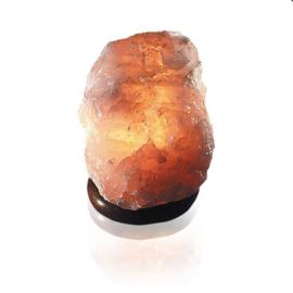 Feng Shui Lamp XL (Himalaya Zout Kristal) voor Zuivering, Ontspanning, Vitalisering