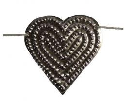 MOGA MOGA Harten slinger horizontaal voor liefde en harmonie