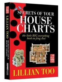 Boek | Lillian Too 's Secrets of your House Charts (Engels)