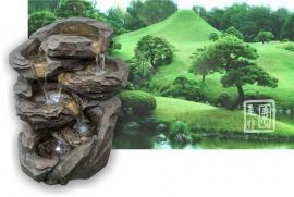 Fontein Happy Wealth Mountain XXL (Geld en Rijkdom)