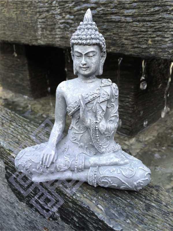 Boeddha voor Concentratie en Meditatie - Mudra