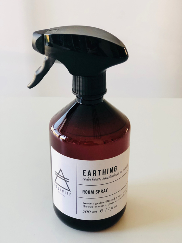 Room Spray 500ml - EARTHING