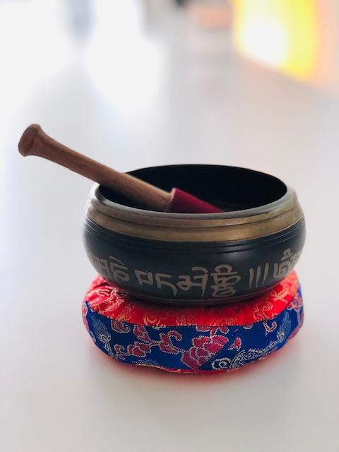Nepalese Klankschaal van 7 Metalen (Medicijn Boeddha)