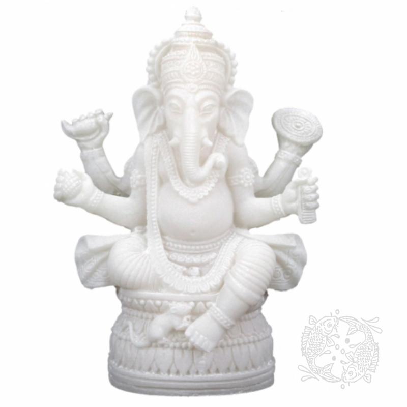 Sneeuwkwarts Ganesha