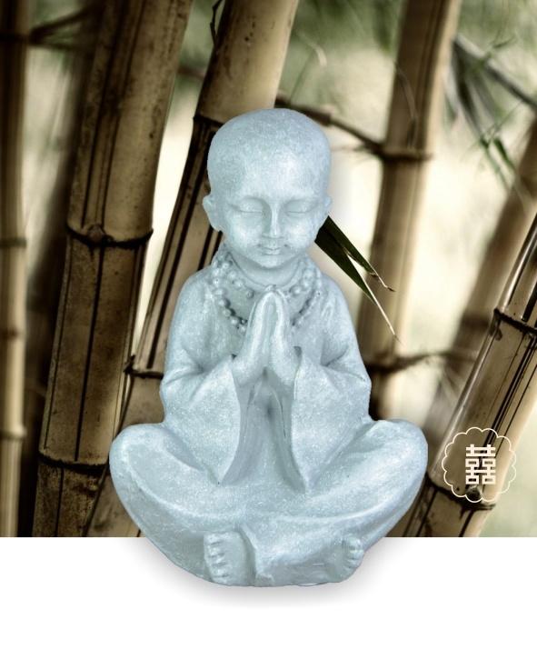 Boeddha voor Concentratie en Meditatie - Yogi