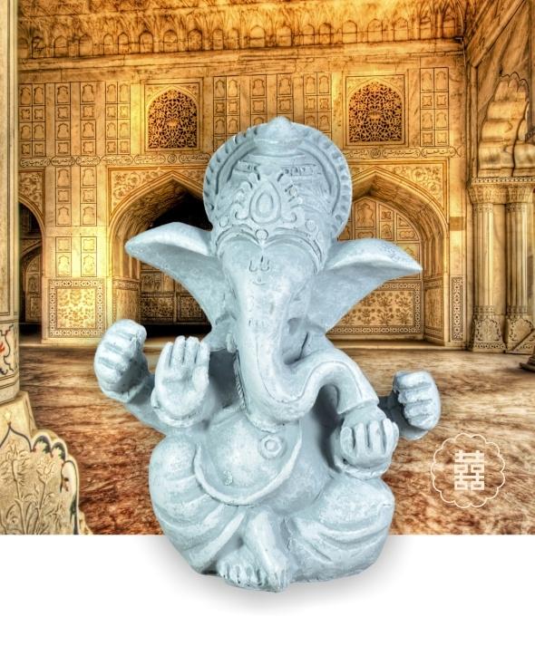 Boeddha voor Wijheid en Meditatie - Ganesha