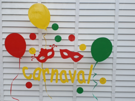 carnaval stickers