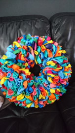 Feest verjaardag Ballonnen krans