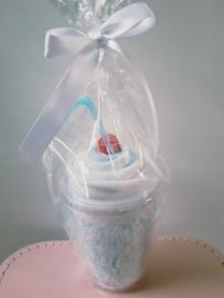 Milkshake blauw