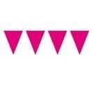 vlaglijn donker roze