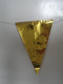 vlaglijn goud  6 meter