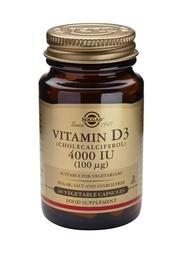 Vitamine D3 - 4000 iu 60 v-caps