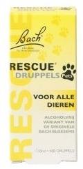 Rescue druppels Pets 10 ml