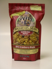 Bakery on main muesli nutty en cranberry  340 gr