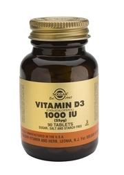 Vitamine D3 - 1000 iu 90 tabl