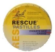 Rescue pastilles Zwarte bes