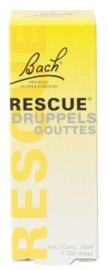 Rescue druppels 10 ml