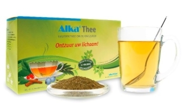Alka ® Thee 100 builtjes