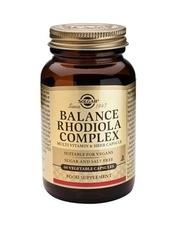 Balance Rhodiola Complex 60 caps (leverbaar vanaf mei 2021)