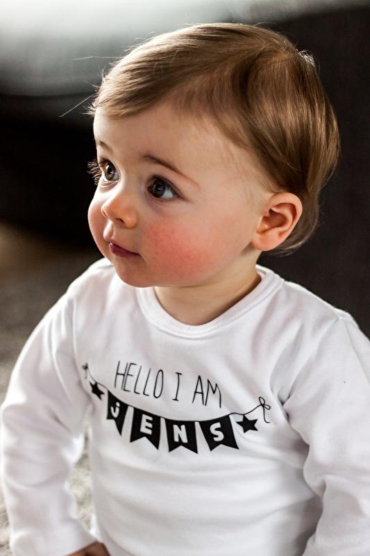 Hello I Am naamshirt