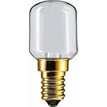 Schakelbordlampje 15w mat E-14