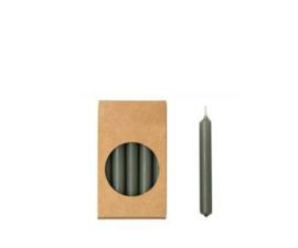 Set 20 kaarsjes stone D:12mm