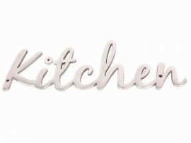Doorsign `Kitchen`