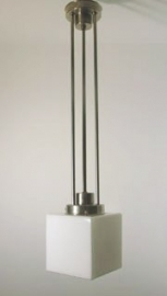 Hanglamp Kubus 15 (empire pendel)