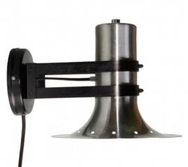 Wandlamp trompetmodel
