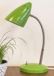Bureaulamp WQ Retro groen
