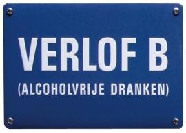 Verlof B