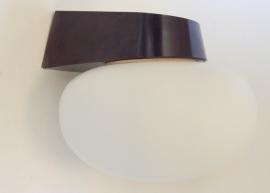 Wandlamp - buitenlamp d.bruin