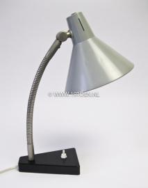 Bureaulamp Hala, grijs