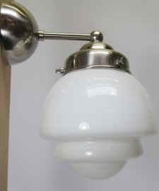 Wandlamp Recht + Bromtol.